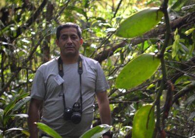 Ecuador-World Orchid Conference tour - 7