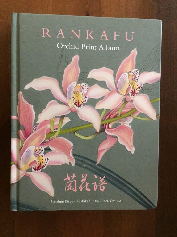 Rankafu Orchid Print Album