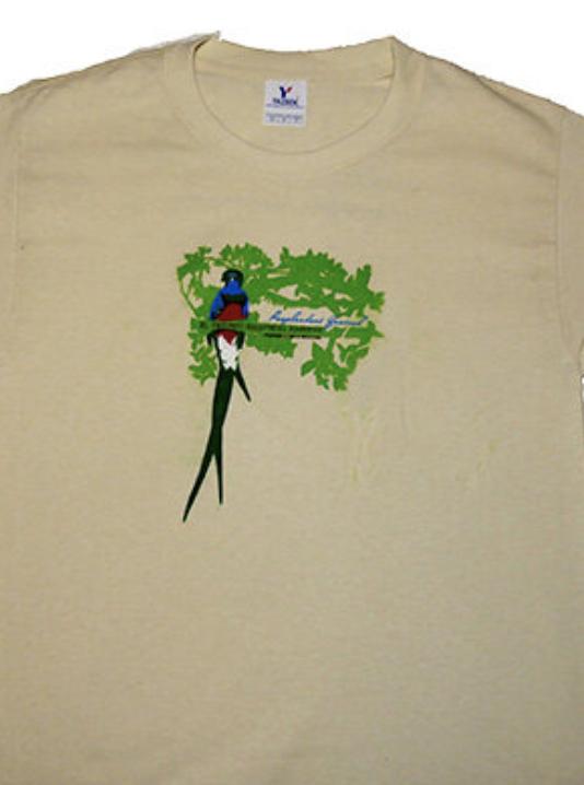 quetzal t shirt